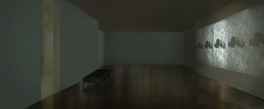 grimanesa amoros voyager video retrospective video installation