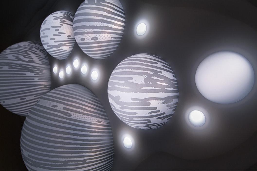 uros grimanesa amoros light installation