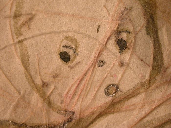 grimanesa amoros atame comeme drawings