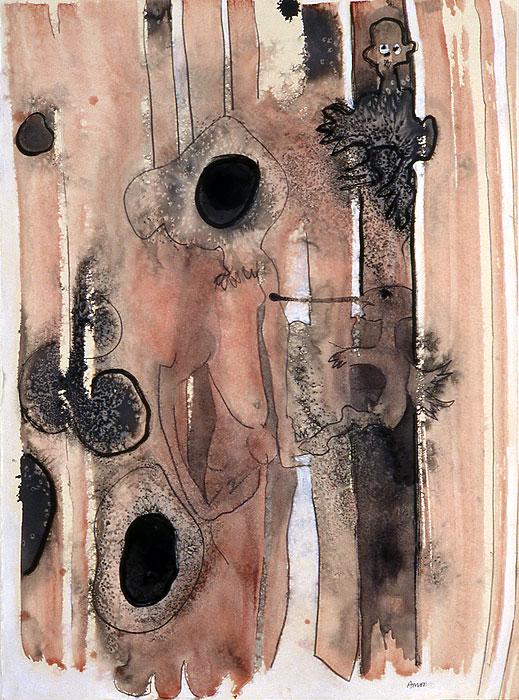 grimanesa amoros divine creatures drawings mixed media