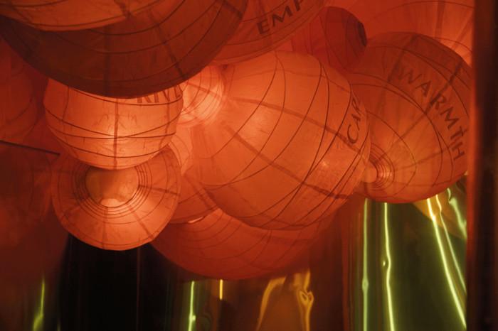 grimanesa amoros substancial (phase 4) lighting installation
