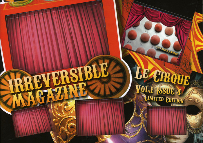 Grimaneas Amoros Irreversible Magazine Le Cirque