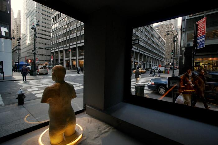 grimanesa amoros la incubadora sculpture installation
