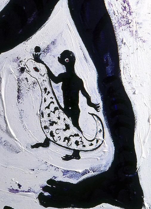 grimanesa amoros divine creatures painting