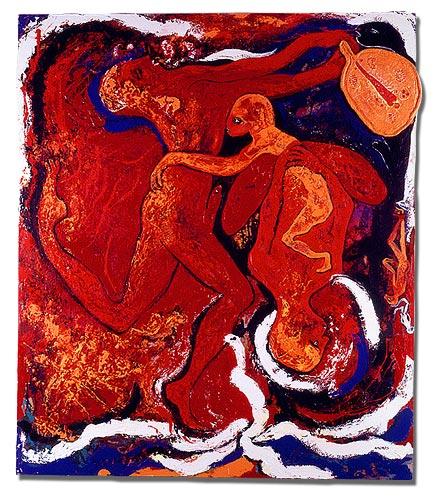 grimanesa amoros hidden treasure paintings