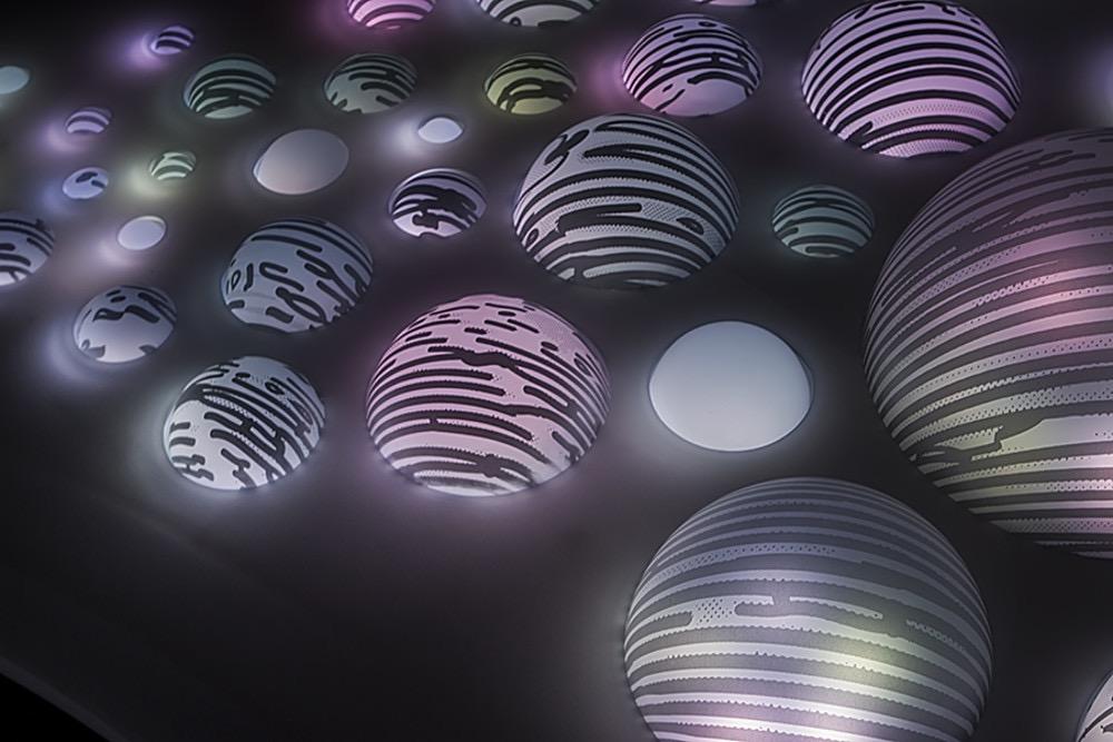 grimanesa amoros rutgers uros island light installation