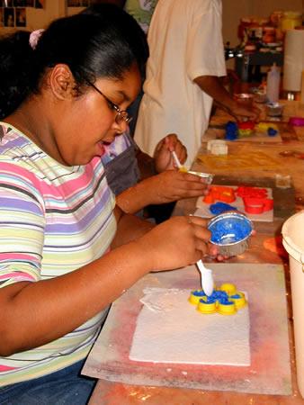 grimanesa amoros nurtureart workshop