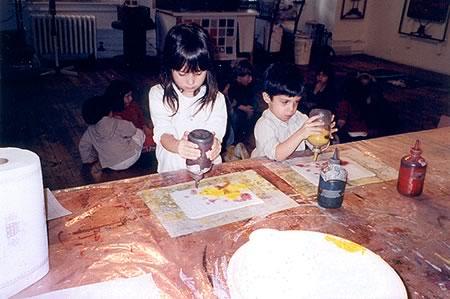 grimanesa amoros washington market school workshop
