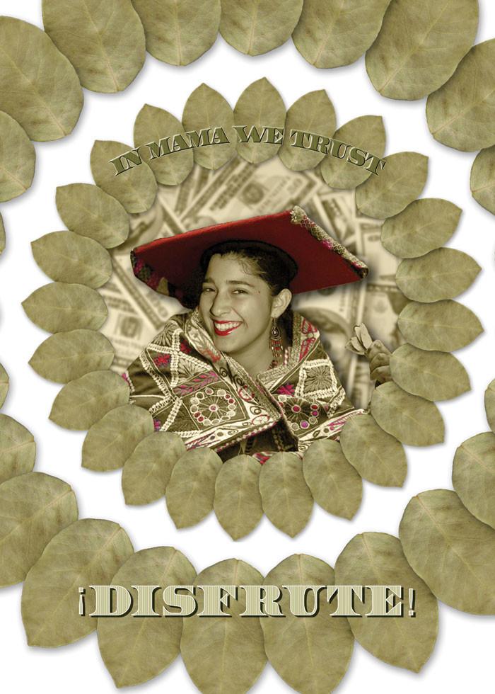 Grimanesa Amoros Mama Coca Irreversible Magazine