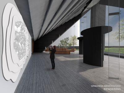 UROS 3D Render | Cube Cultura | Mexico 2012