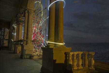 MARIPOSA DORADA | 13th Havana Biennial | Sarra Building Havana, Cuba 2019
