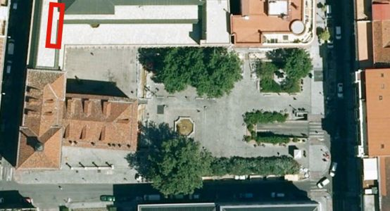 Plaza-del-rey-night-aerial-view