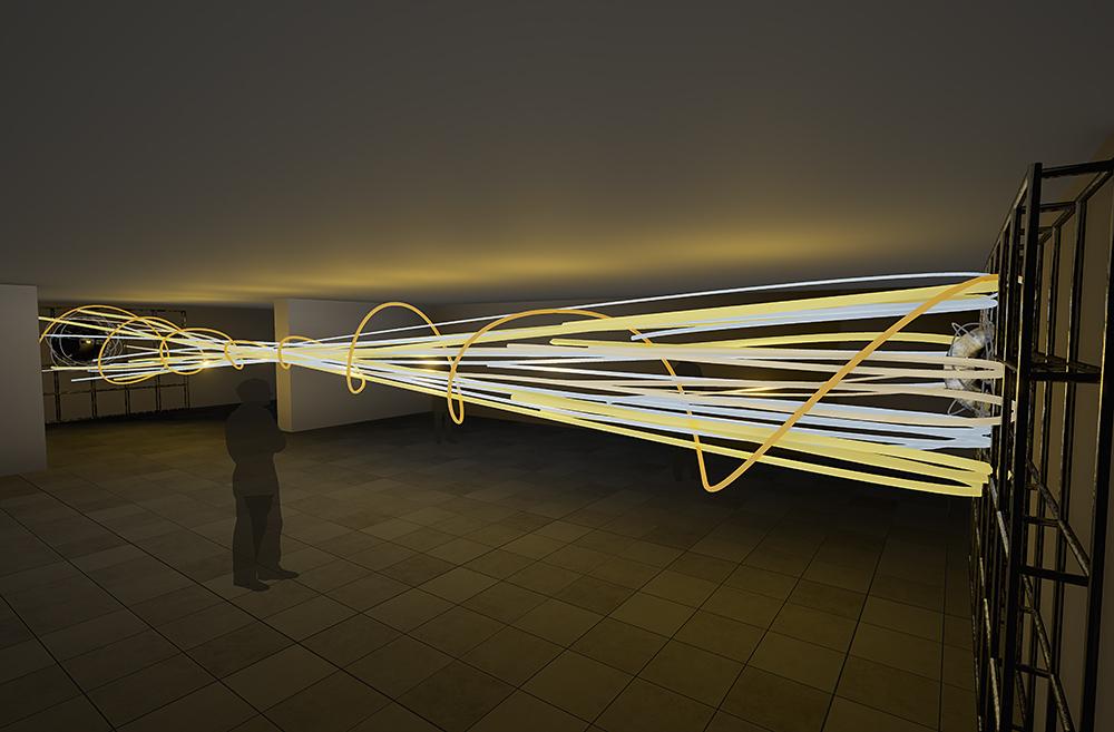 Grimanesa Amoros ocupante 3D render image