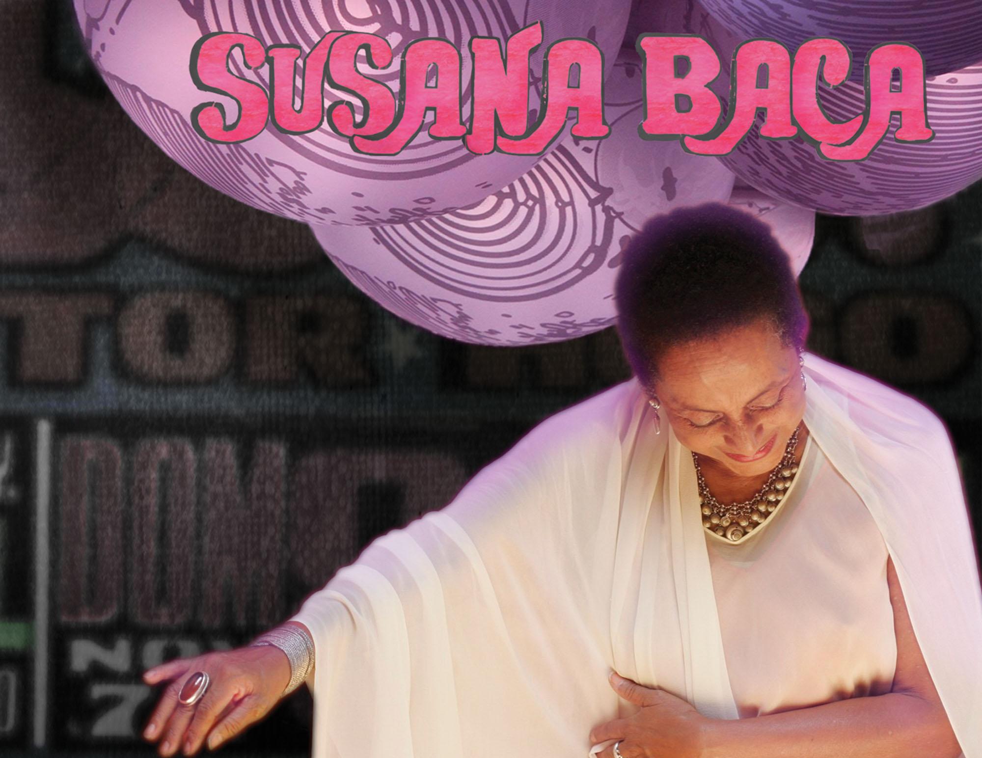Susana Baca Banner