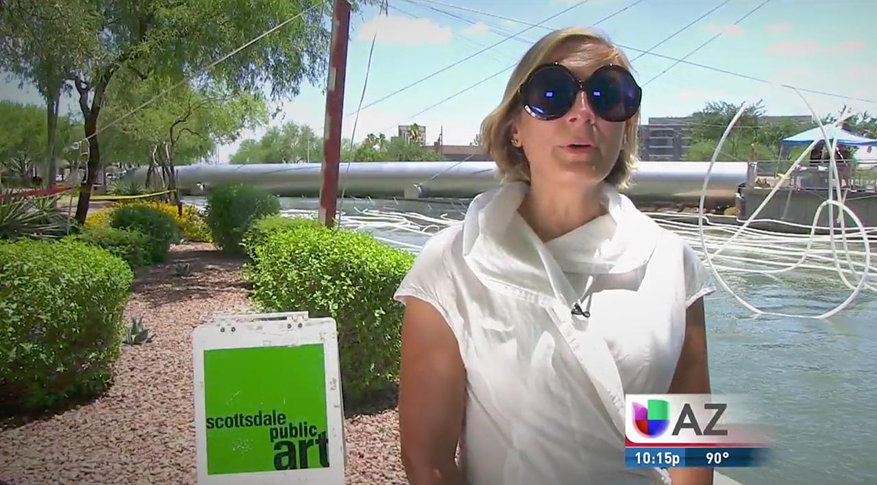 grimanesa amoros interview Univision Arizona