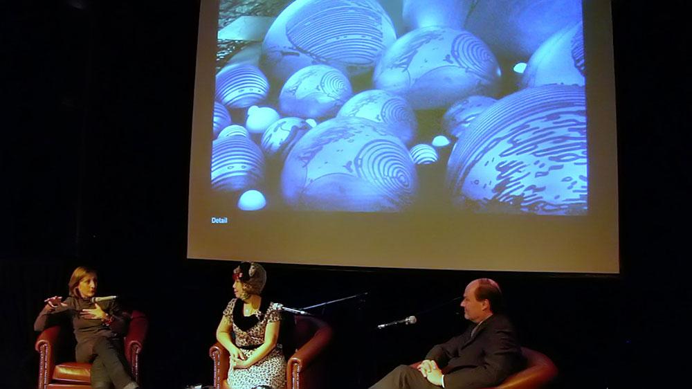 grimanesa amoros lecture The Wereldmuseum