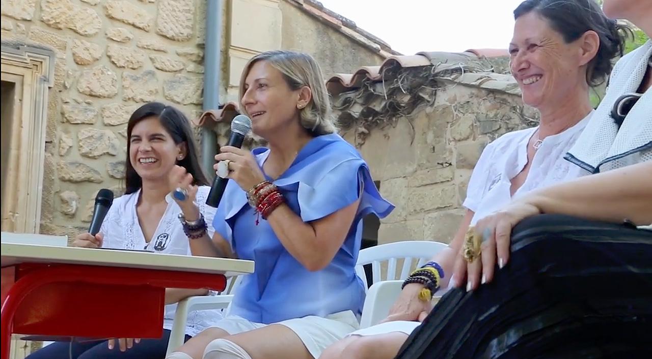 grimanesa amoros lecture a-part Festival