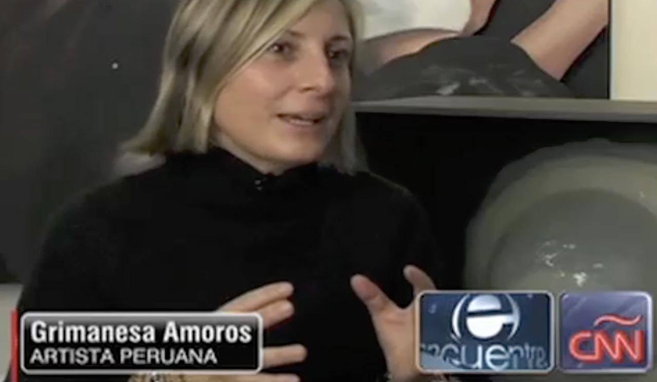 grimanesa amoros interview CNN