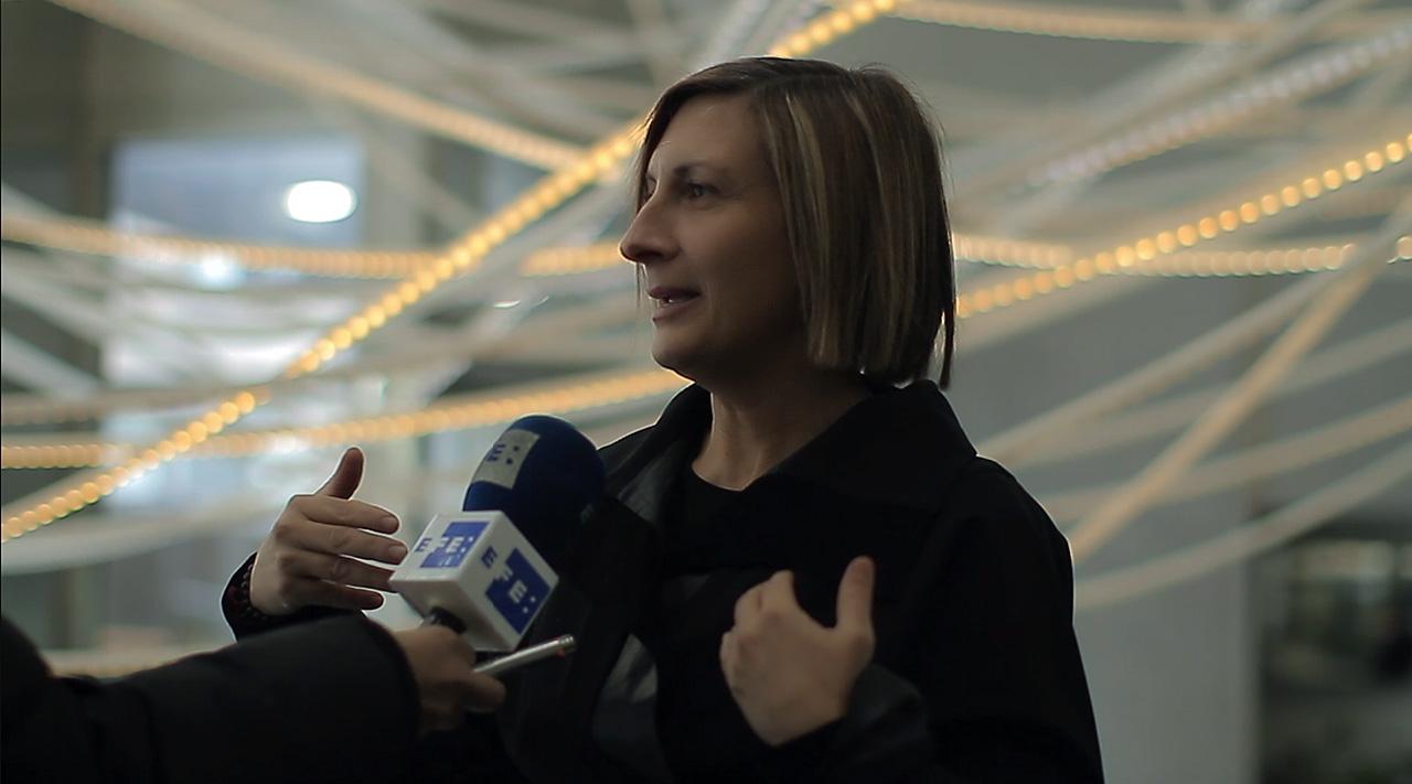 grimanesa amoros interview EFE Breathless Maiden Lane