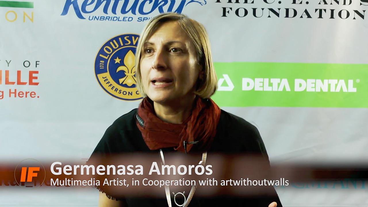 grimanesa amoros interview Idea Festival