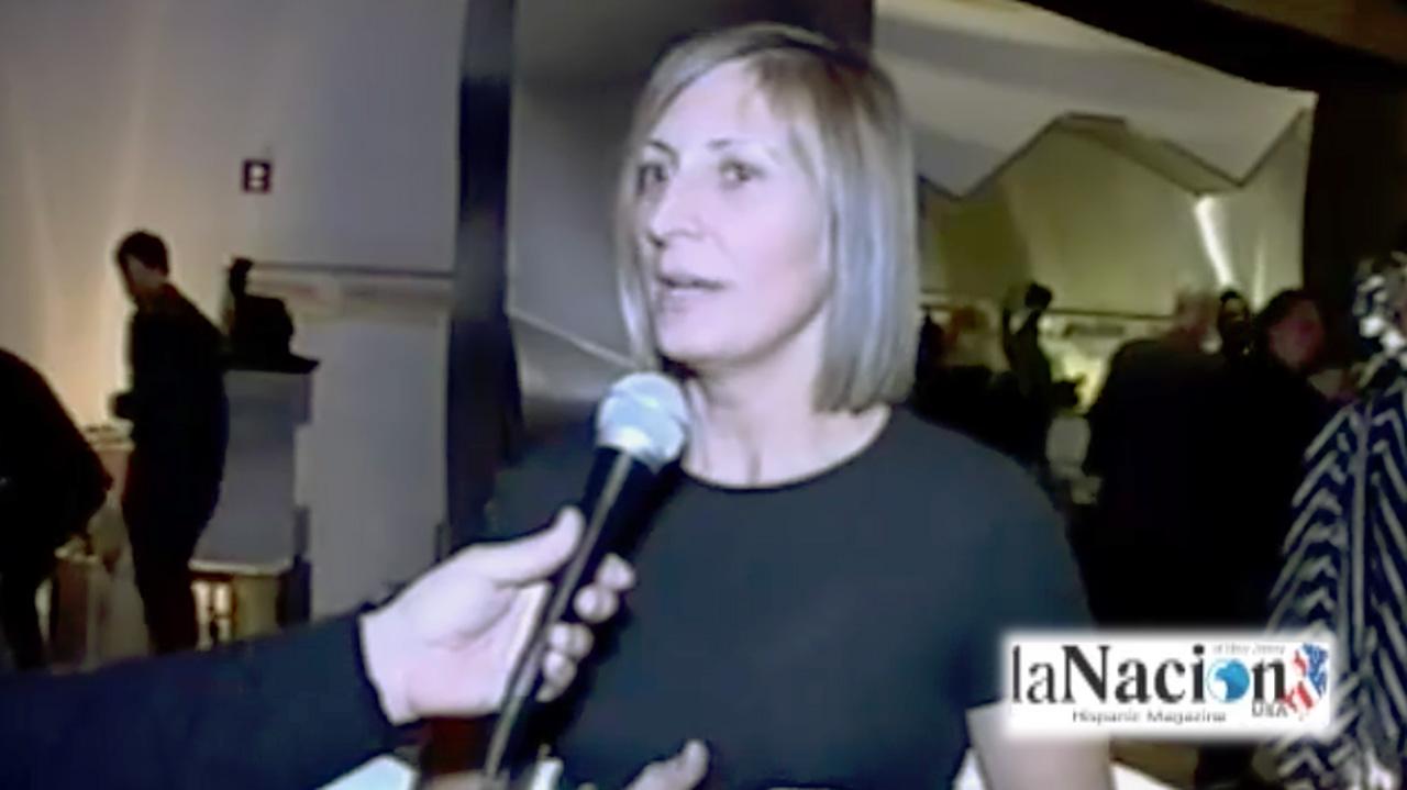 grimanesa amoros interview La Nación - Español
