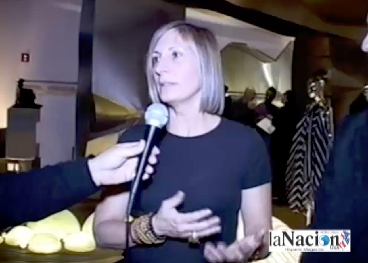 grimanesa amoros lecture La Nación
