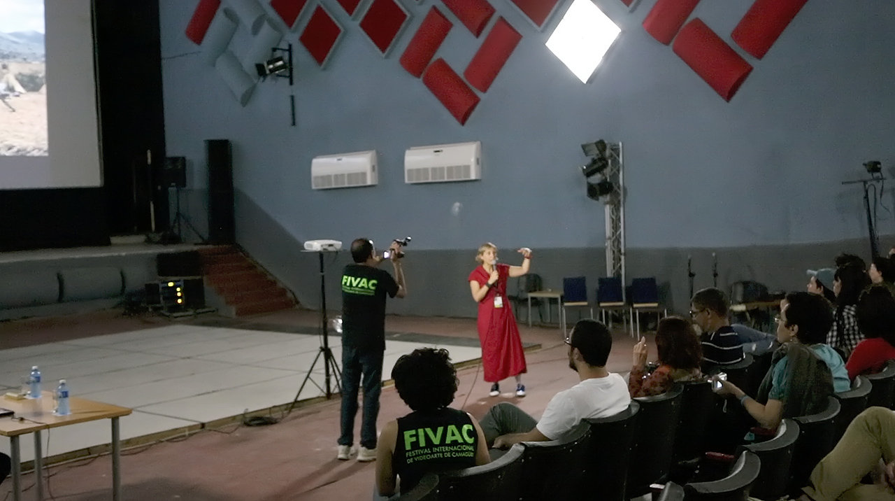 FIVAC FIVAC 6th International Video Art Festival of Camaguey