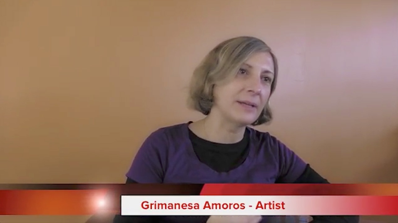 grimanesa amoros interview ODI Rutgers University