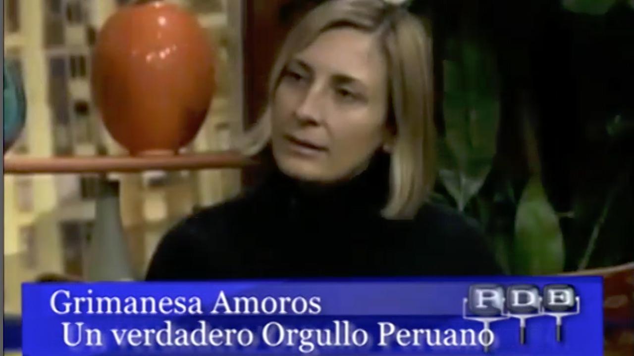 grimanesa amoros interview Punto de Encuentro