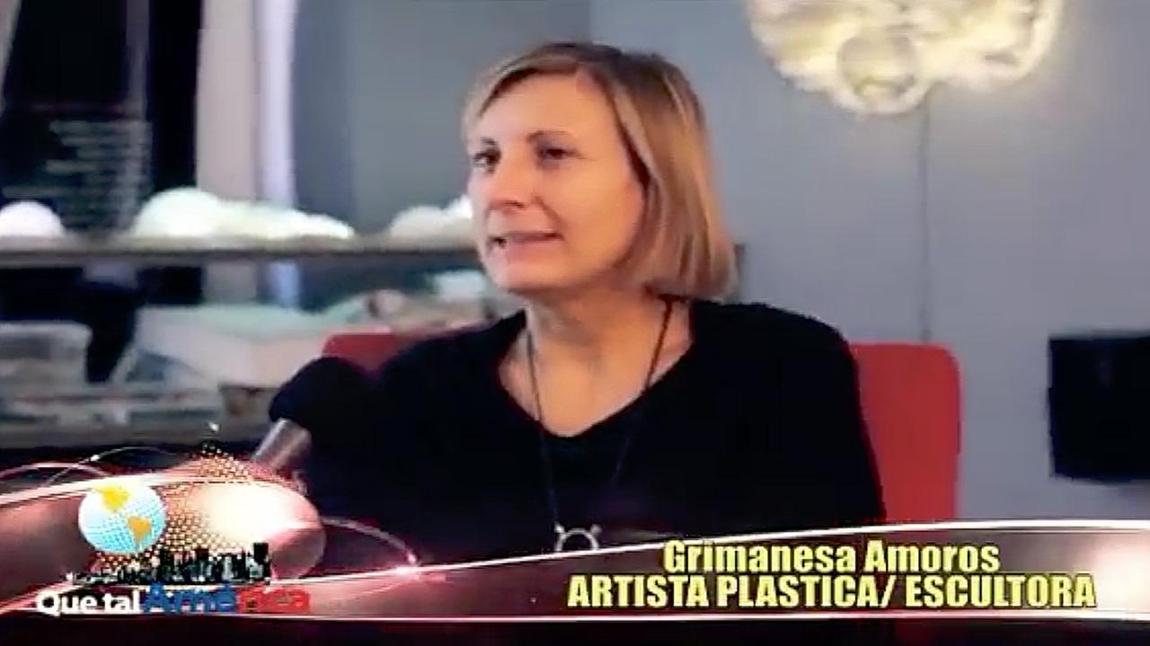grimanesa amoros interview Que Tal America