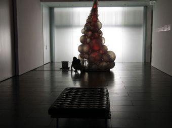 grimanesa amoros Paul and Lulu Hilliard Museum of Art