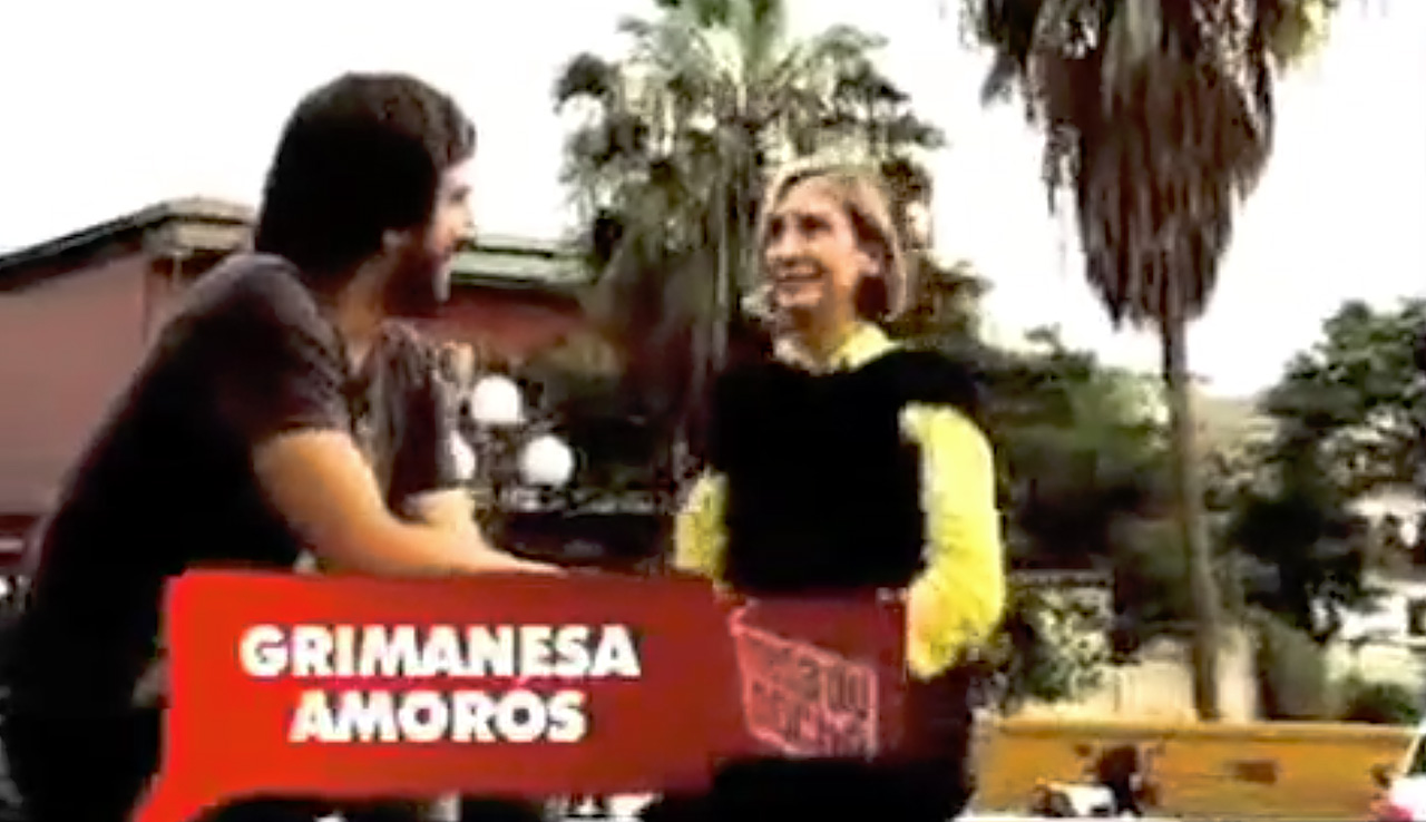 grimanesa amoros interview Plus TV