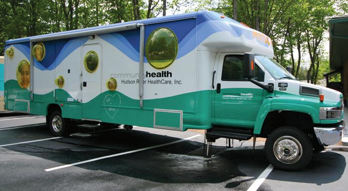 grimanesa amoros AMBULANTE Hudson River Community Health Center