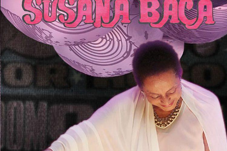 grimanesa amoros Susana Baca European Tour