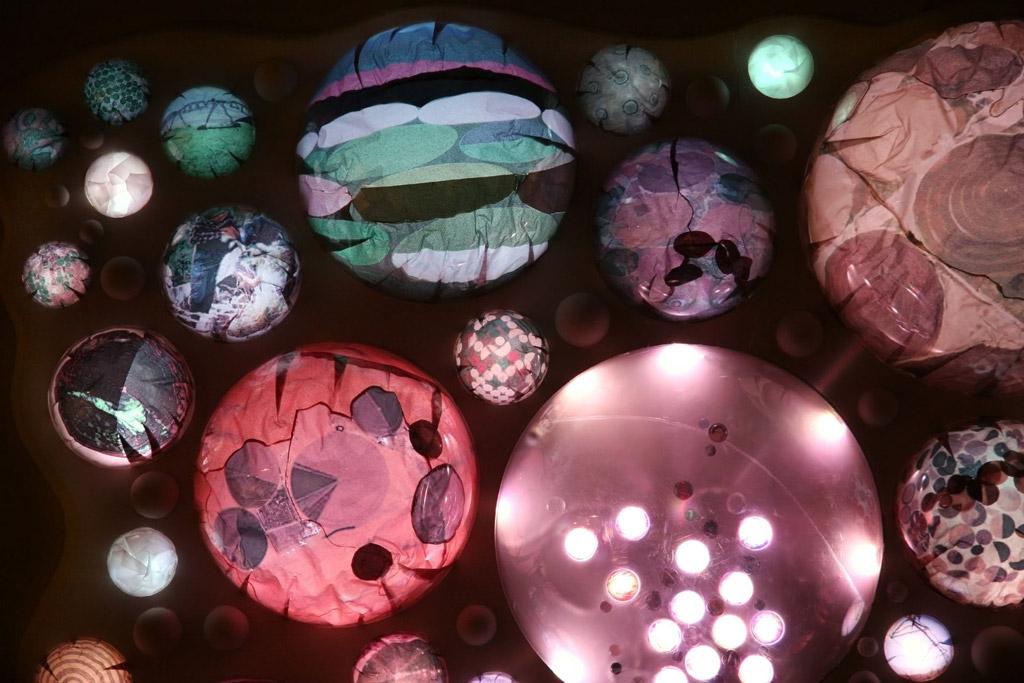 grimanesa amoros terrarium light sculpture The Lab Advertising Agency