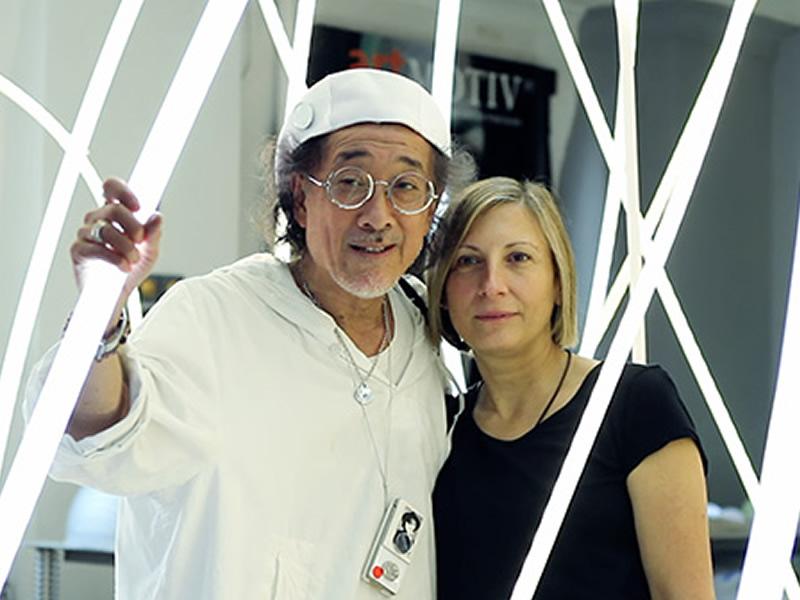 Grimanesa Amoros Photoshoot with Benjamin Lee for PEN Magazine