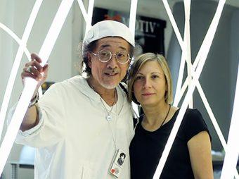 grimanesa amoros Photoshoot with Benjamin Lee