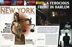 NY Real Estate magazine
