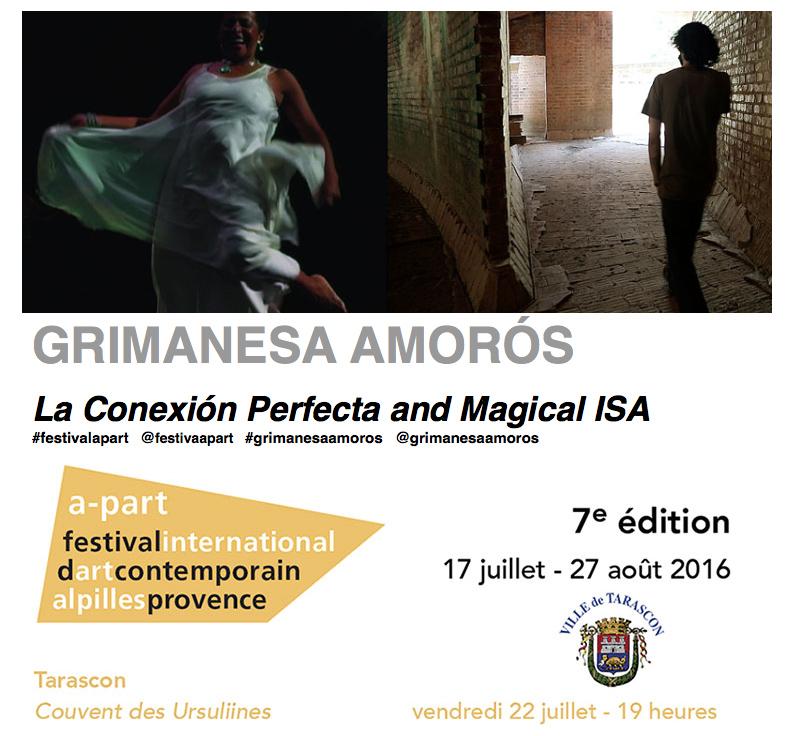 A-part festival 2016 Couvent des Ursulines Tarascon newsletter