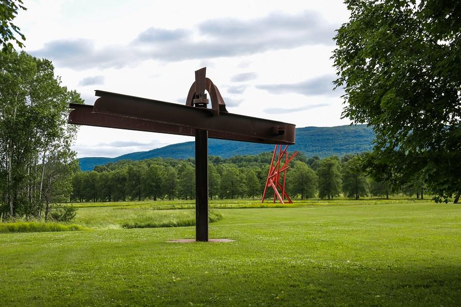 artnet news photograph of an art installation