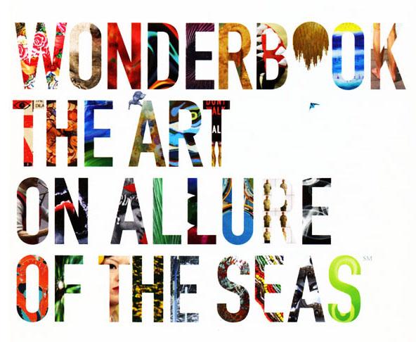 Wonderbook The Allure of the Seas