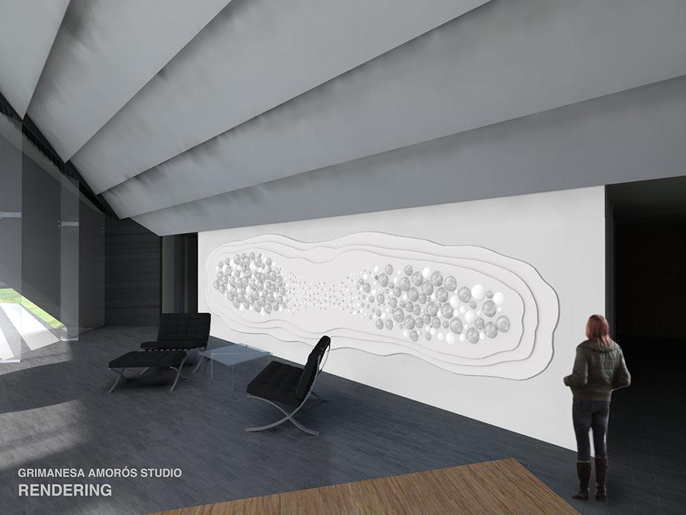 Girmanesa Amoros Cube Cultura UROS 3D render