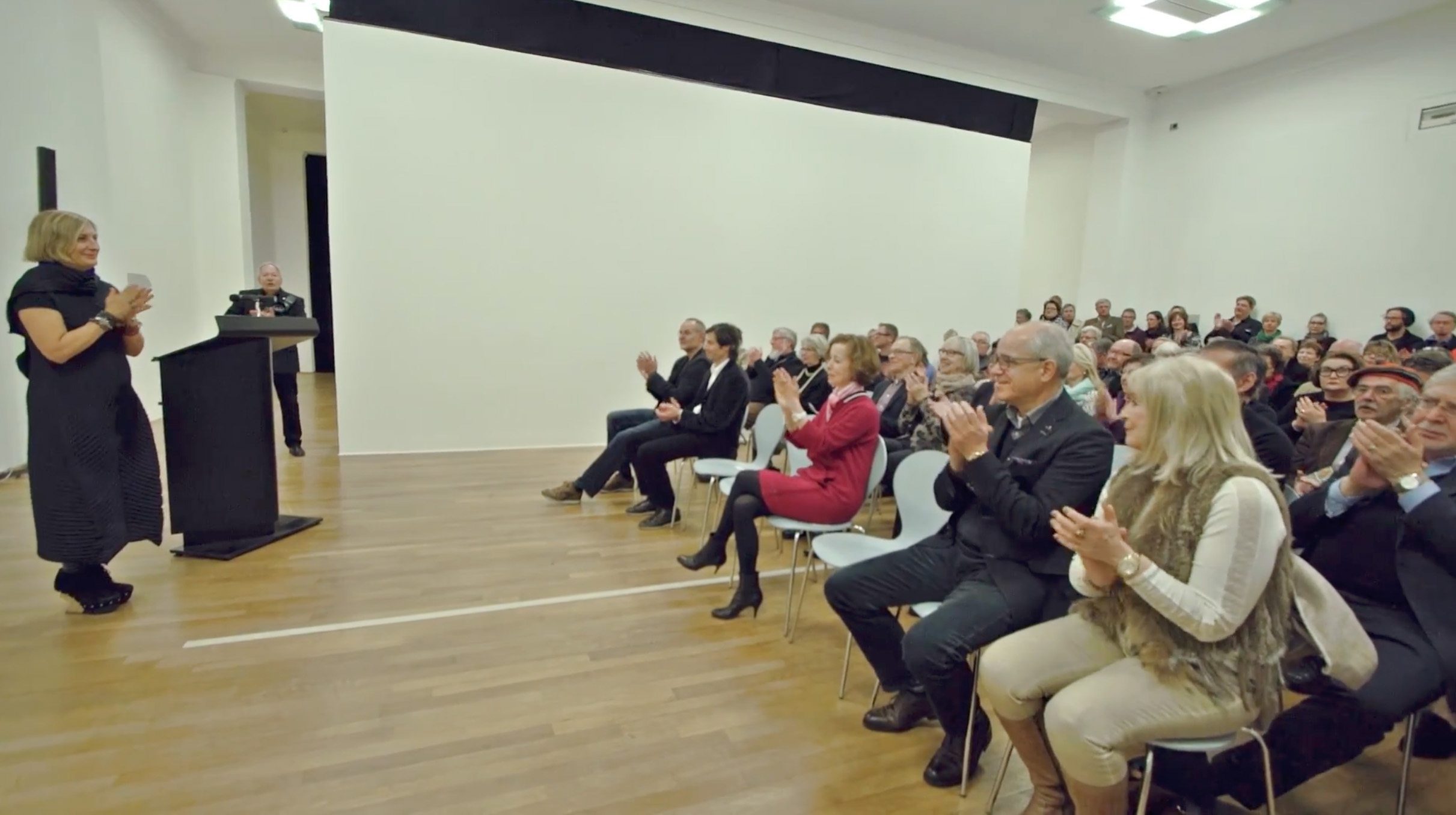 grimanesa Amoros ludwig museum Koblenz lecture