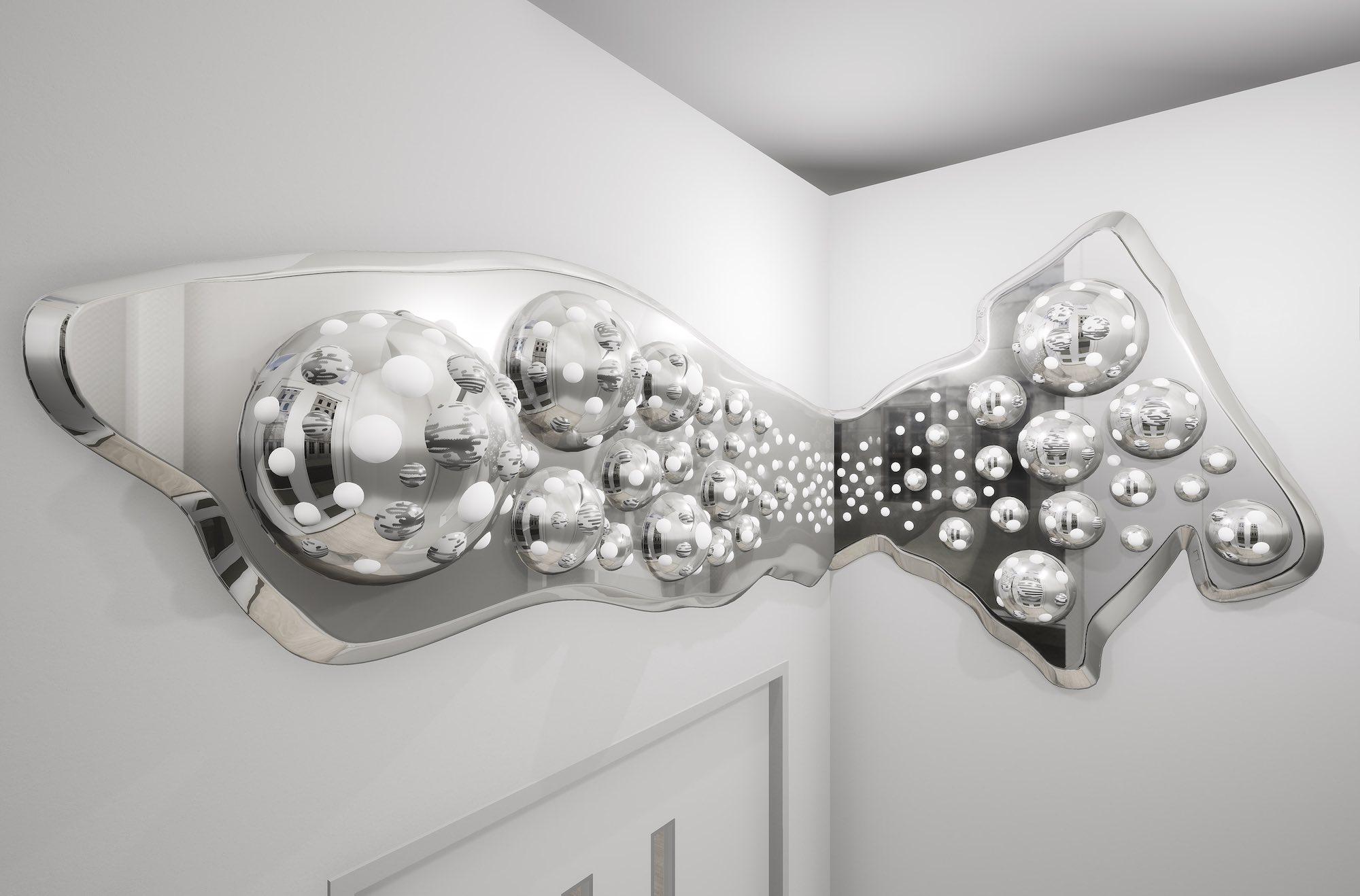 Grimanesa Amoros 80 White Street Argentum 3D render