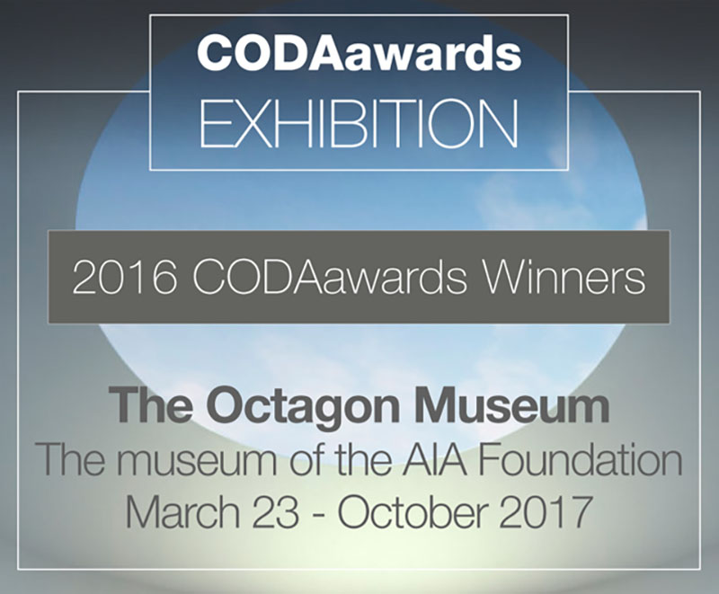 CODAawards Exhibition Instagram Announcement