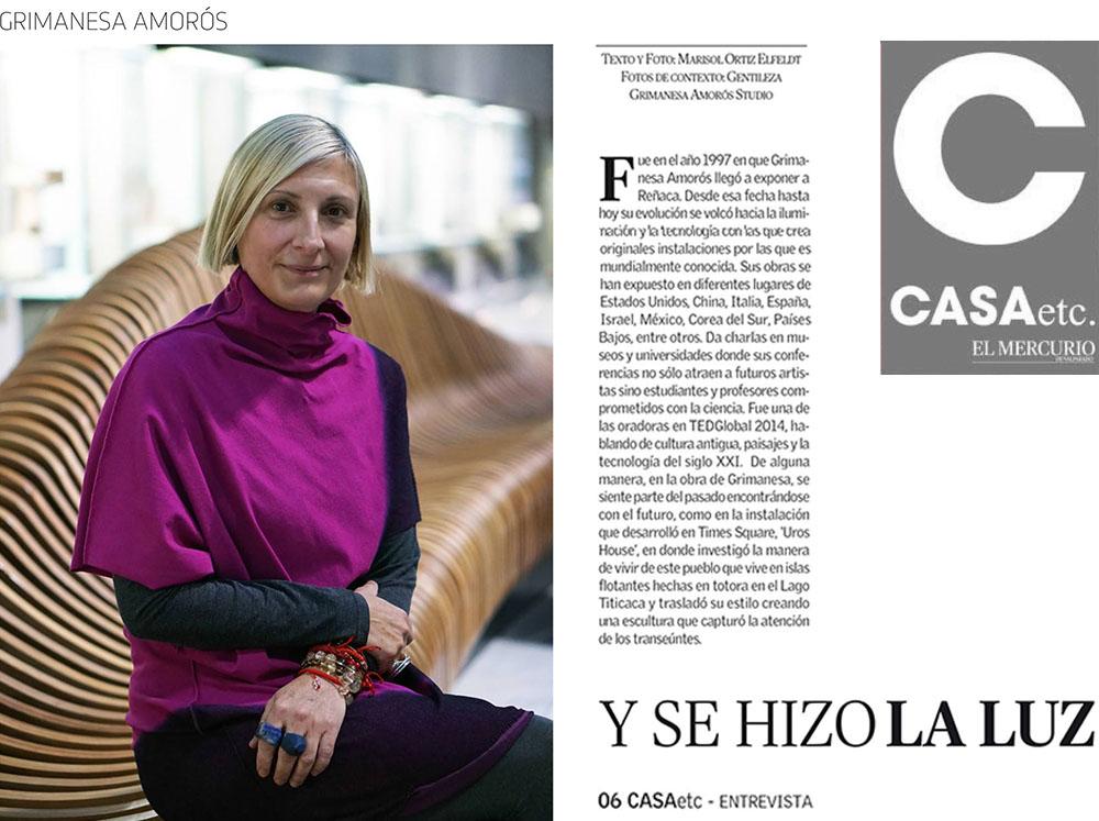Grimanesa Amoros CASAetc.