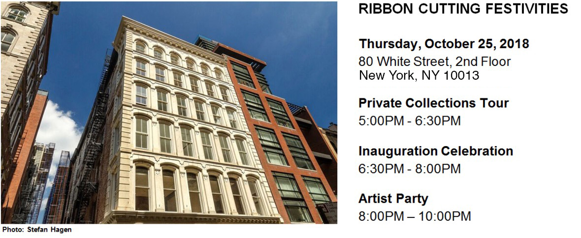 80 White St NYC Ribbon Cutting