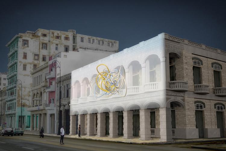 grimanesa amoros 13th Havana Biennal