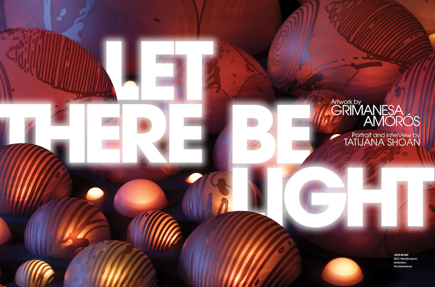 As If Magazine Issue 18 Let There Be Light Grimanesa Amoros