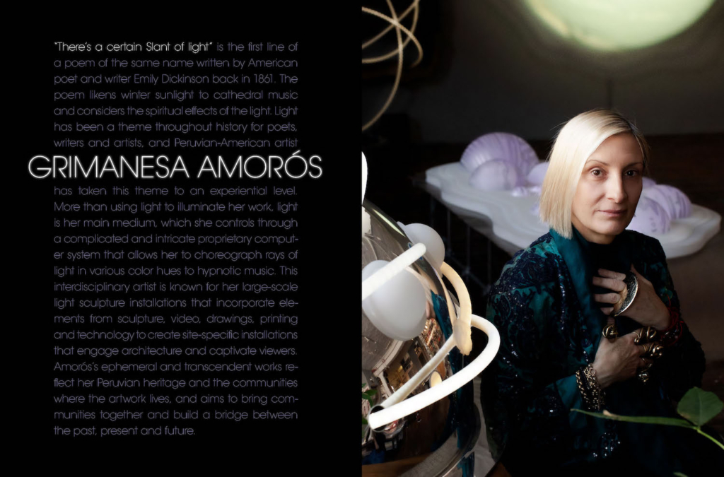 As If Magazine featuring Grimanesa Amoros